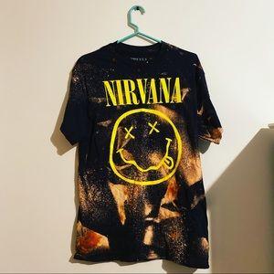 Nirvana oversized T-shirt